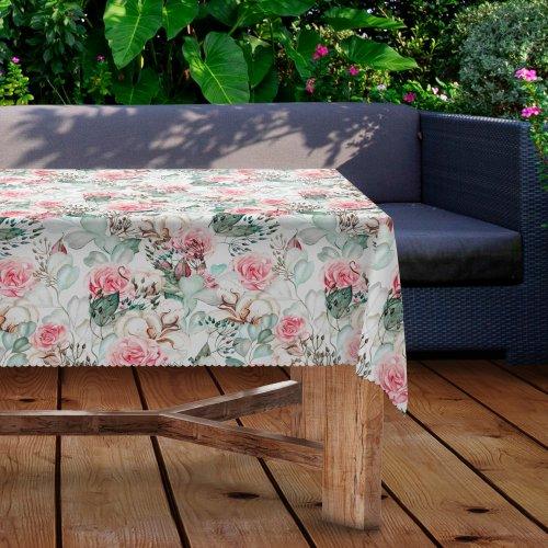 Obrus na stół ogrodowy wodoodporny D434-331