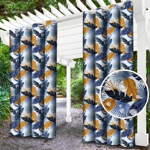 Zasłona ogrodowa do altanki na przelotkach D434-324-01