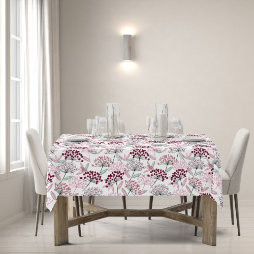 Obrus kolorowy na stół D404-308-01