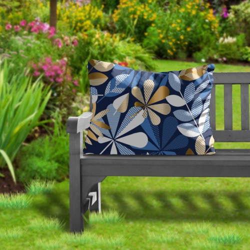 Wodoodporna poduszka ogrodowa 50x70 D434-290-01