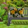 Wodoodporna poduszka ogrodowa 50x70 V434-100