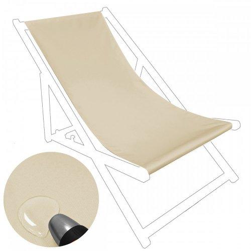Siedzisko na nasz leżak drewniany Standard 434-17-35 beż-ecru