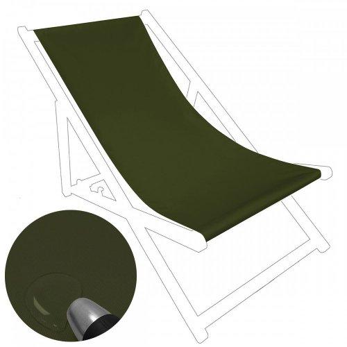 Siedzisko na nasz leżak drewniany Standard 434-18-40 khaki