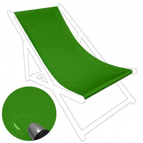 Siedzisko na nasz leżak drewniany Standard 434-31-25 zieleń trawiasta