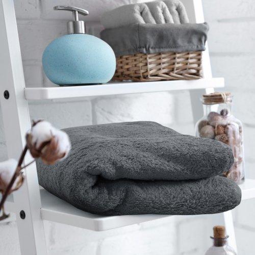 Ręcznik VENUS 70x140 246-33 szary ciemny