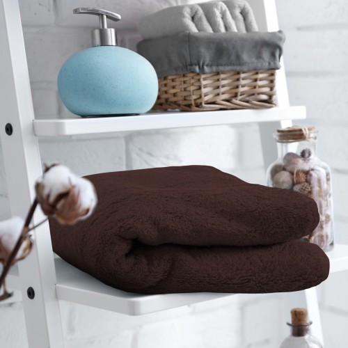 Ręcznik VENUS 70x140 246-29 brąz ciemny