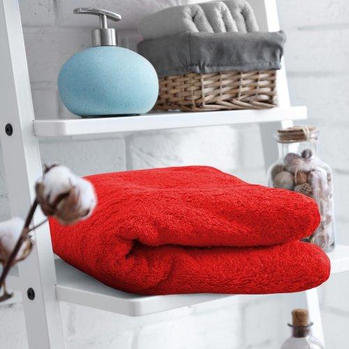 Ręcznik VENUS 50x100 246-12 czerwony
