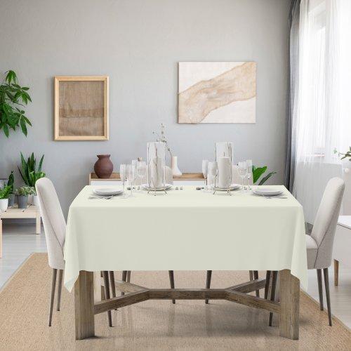 Obrus na stół Classic U404-02 ecru