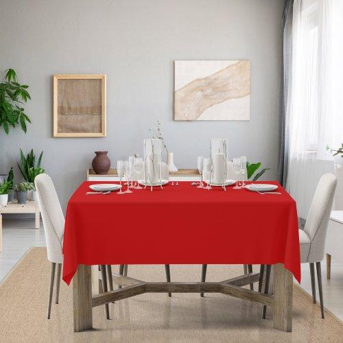Obrus na stół Classic U404-12 czerwony
