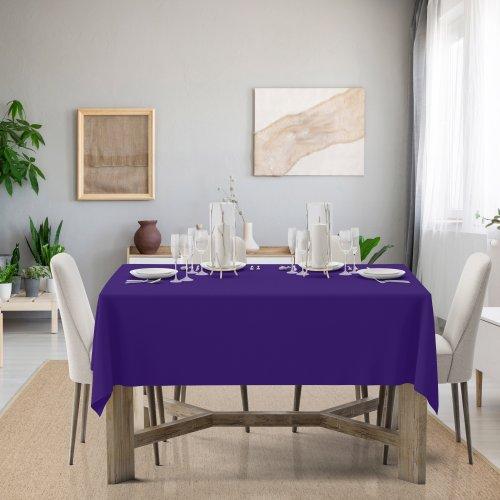 Obrus na stół Classic U404-18 fioletowy