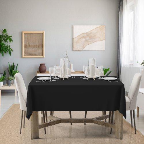Obrus na stół Classic U404-34 czarny