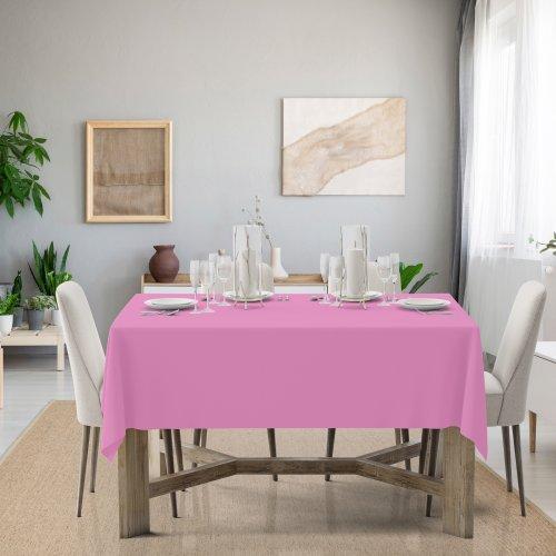 Obrus na stół Classic U404-50 róż jasny