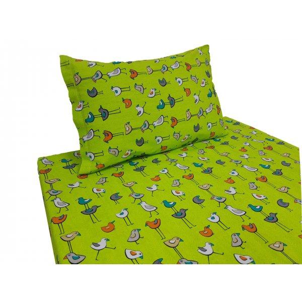 Pościel dziecięca 100x135 + poszewka 40x60 604-P21