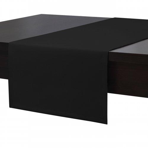 Bieżnik na stół plamoodporny PREMIUM 414-34 czarny
