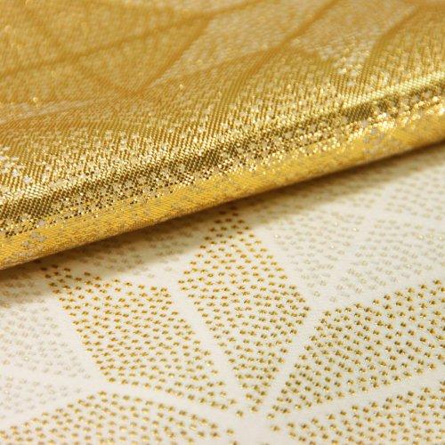Obrus Świąteczny ETA CARINAE 297-63 ecru złoty