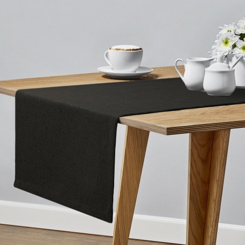 Bieżnik na stół VERONA 177-34 black
