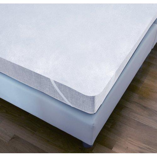 Ochraniacz na materac PROTECTION MED FROTTE 488-01 biały