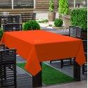 Obrus OGRODOWY GŁADKI 434-09-39 pomarańcz ciemny