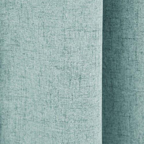 Zasłona gotowa VERONA 140x250 177-154 pastel blue