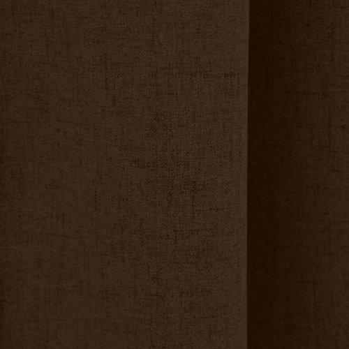 Zasłona gotowa VERONA 140x250 177-34 black