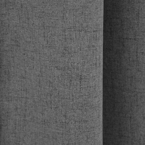 Zasłona gotowa VERONA 140x250 177-86 grey