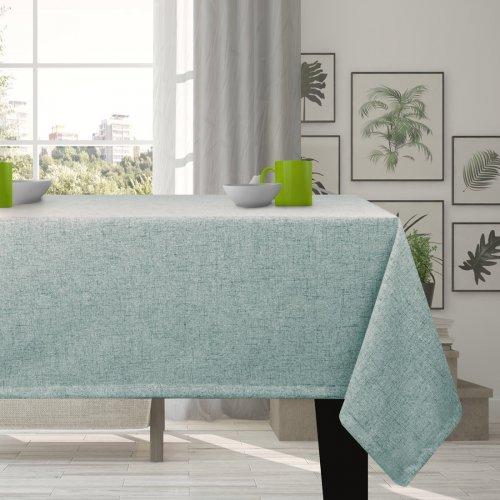 Obrus na stół VERONA 177-154 pastel blue