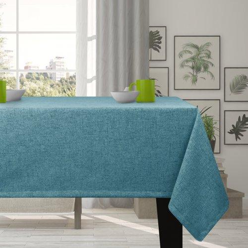 Obrus na stół VERONA 177-155 blue