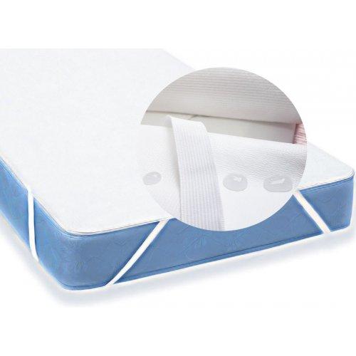 Ochraniacz ECO prześcieradło nieprzemakalne na materac 290-01 biały