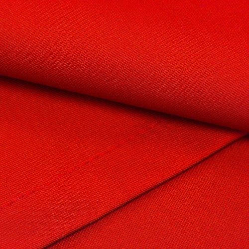 Obrus konferencyjny czerwony