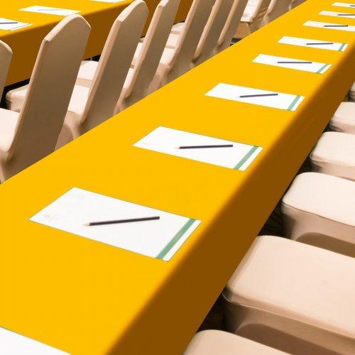 Obrus Konferencyjny 411-05 żółty