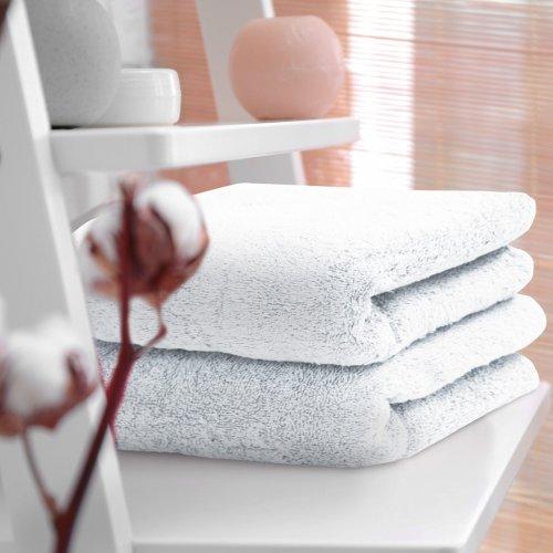HOTELOWY RĘCZNIK 50x100 biały 500GSM