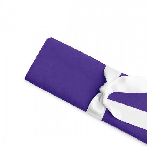 Serwetka bankietowa fioletowa standard
