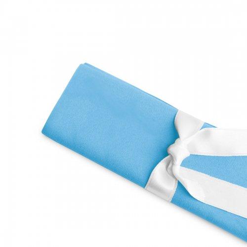 Serwetka bankietowa błękitna standard