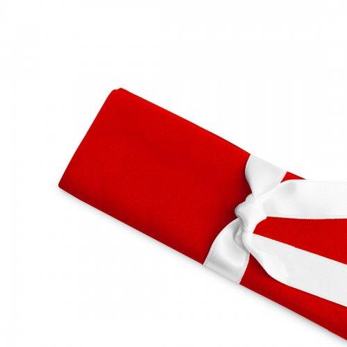 Serwetka bankietowa czerwona standard