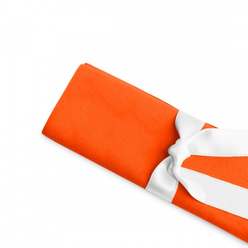 Serwetka bankietowa pomarańczowa standard