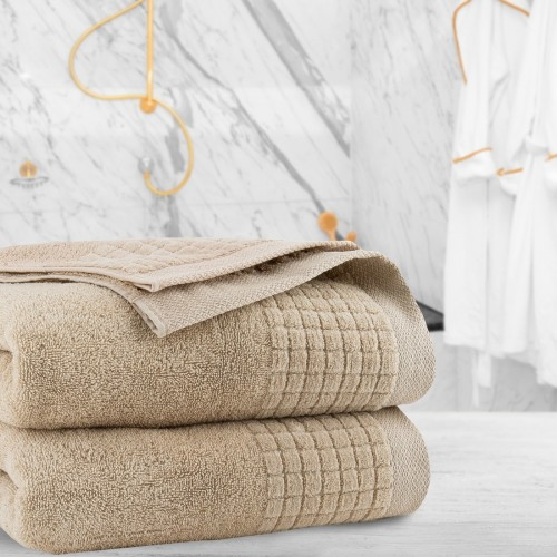 Ręcznik frotte PAOLO 50x90 323-03 beż