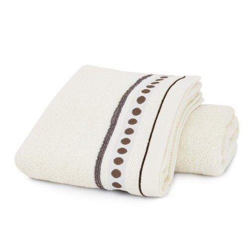 Ręcznik frotte Zwoltex TRIO 50x90 320-02