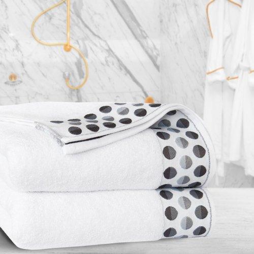 Ręcznik frotte Zwoltex ZEN 70x140 322-01 biały