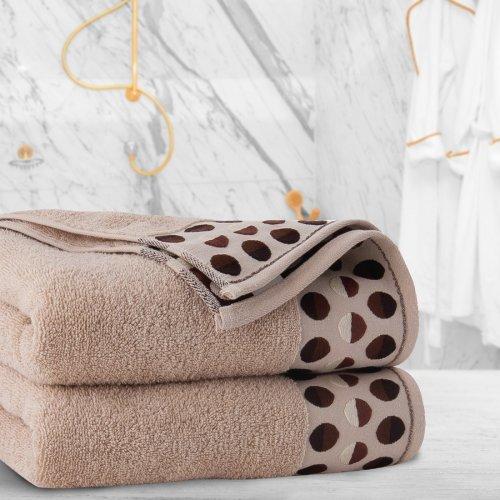 Ręcznik frotte Zwoltex ZEN 70x140 322-03 beż