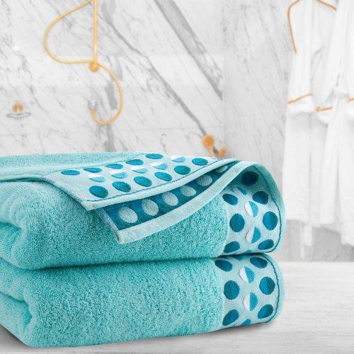 Ręcznik frotte Zwoltex ZEN 70x140 322-53 pistacja