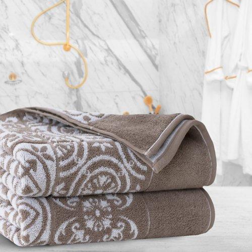 Ręcznik frotte Zwoltex KARIF 70x140 326-03 beż