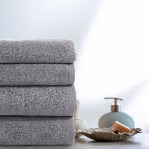 Komplet ręczników VENUS 4-częściowy 246-33 szary ciemny