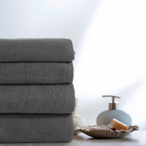 Komplet ręczników VENUS 4-częściowy 246-94 grafit