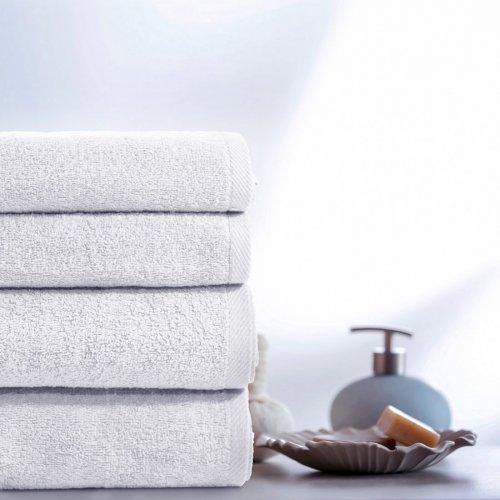 Komplet ręczników VENUS 4-częściowy 246-01 biały