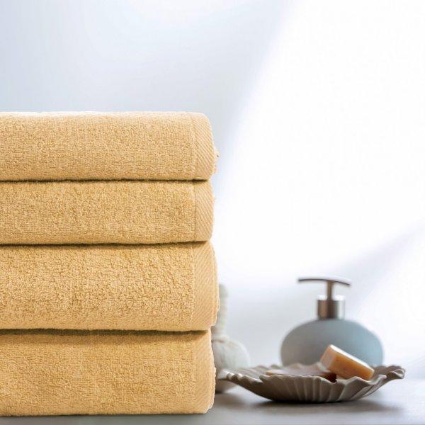 Komplet ręczników VENUS 4-częściowy 246-03 beżowy