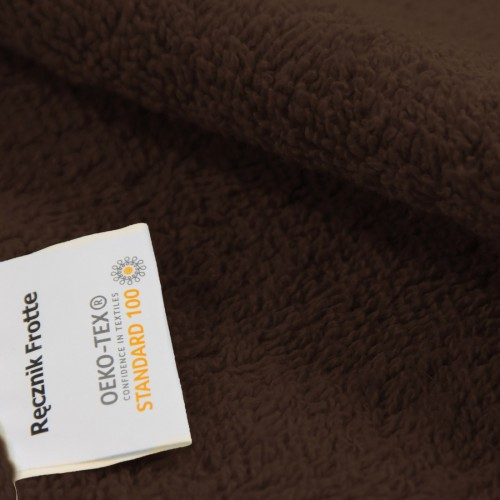 Komplet ręczników VENUS 4-częściowy 246-29 brąz ciemny