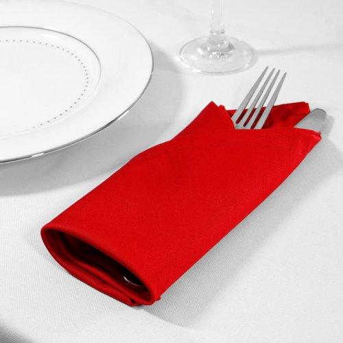 Serwetka bankietowa PROFESSIONAL GASTRO 160-12 czerwony