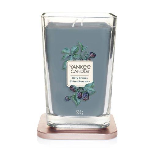 Świeca zapachowa Yankee Candle DARK BERRIES duży wazon
