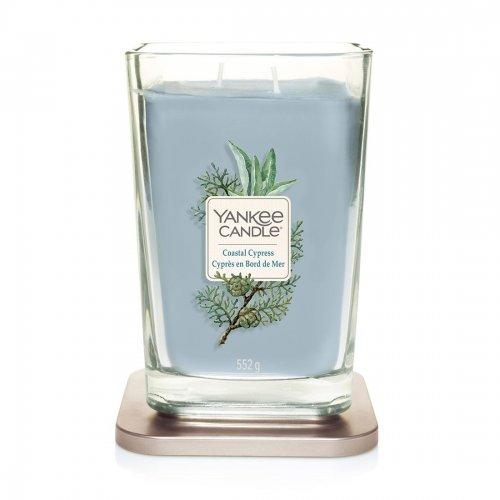Świeca zapachowa Yankee Candle COASTAL CYPRESS duży wazon