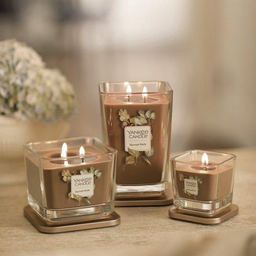 Świeca zapachowa Yankee Candle HARVEST WALK duży wazon